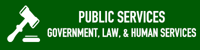 Public Services - Government, Law, & Human Services