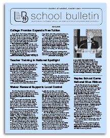 Latest Bulletin