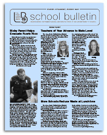 Read the Latest LBUSD Bulletin