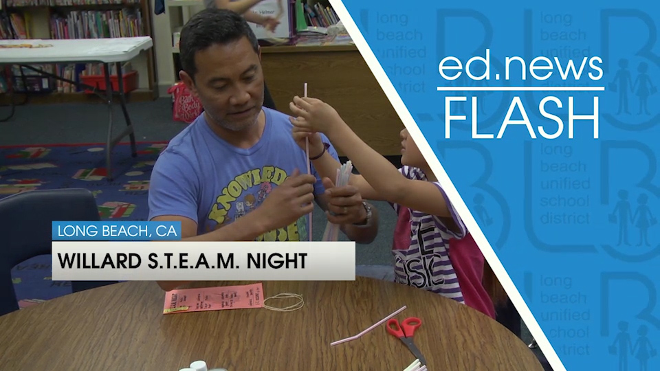 ed.news Flash - Willard S.T.E.A.M. Night [HD] - Video