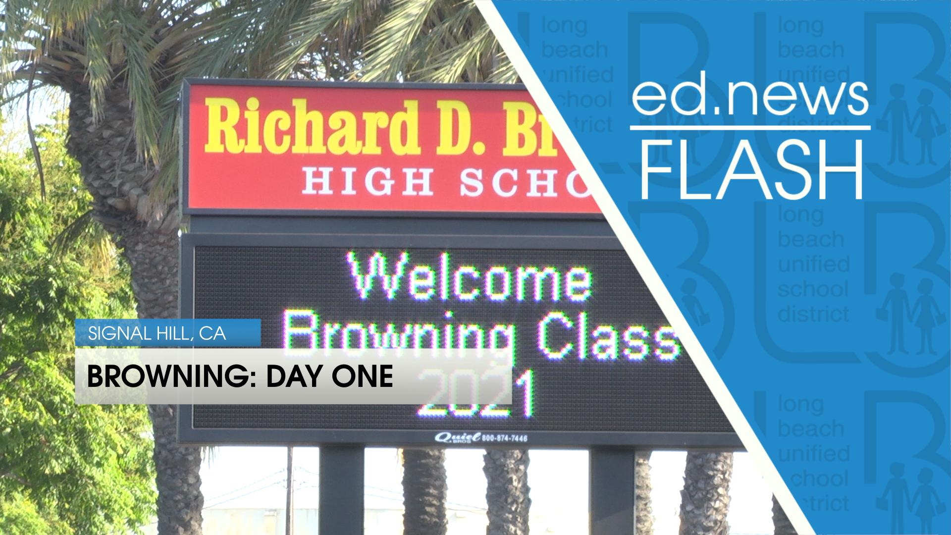 ed.news Flash - Browning: Day One [HD] - Video