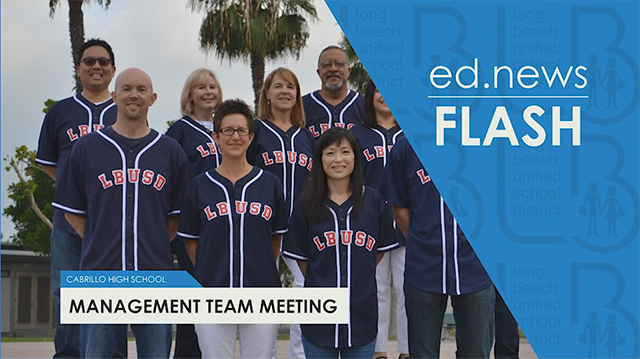 ed.news Flash - Management Team Meeting 2018  - Video