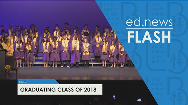 ed.news Flash - Graduating Class of 2018 - Video