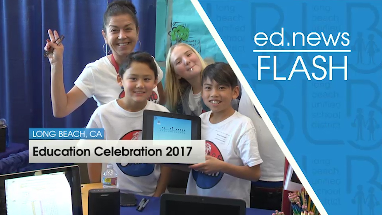 ed.news Flash - Education Celebration 2017 [HD] - Video