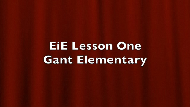BTSA EIE - Lesson 1 Classroom Example - Video