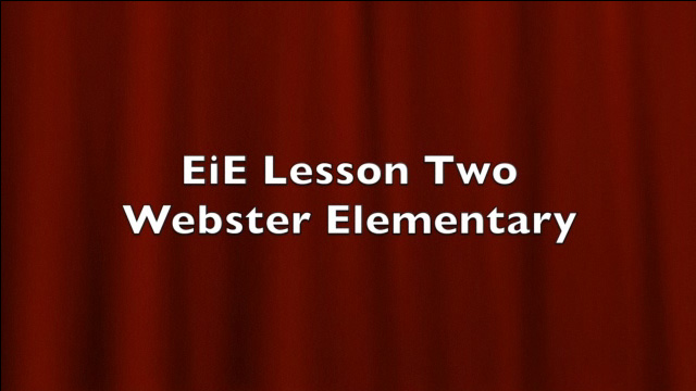 BTSA EIE - Lesson 2 Classroom Example - Video