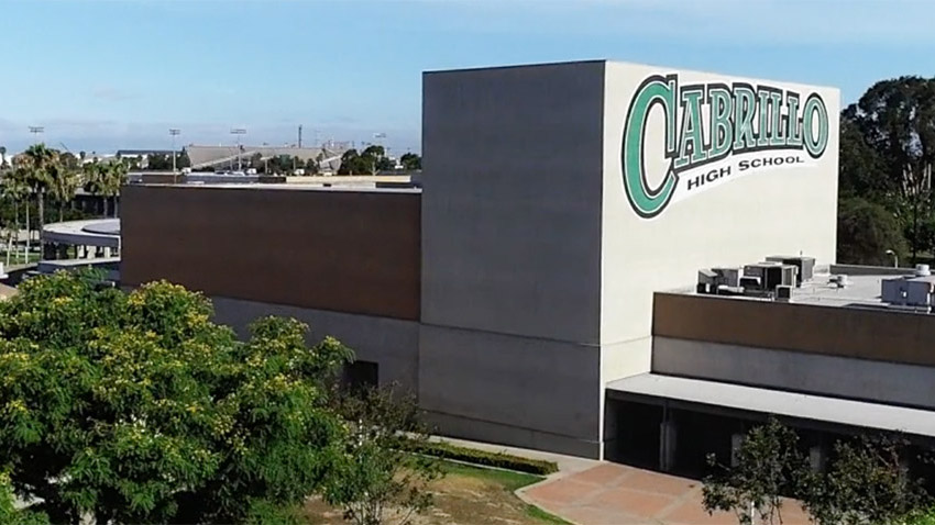 Cabrillo High School - Video