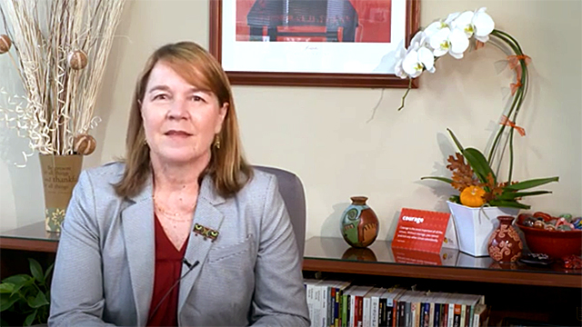A Message from Superintendent Jill Baker, Ed.D. - October 23rd, 2020 - Video