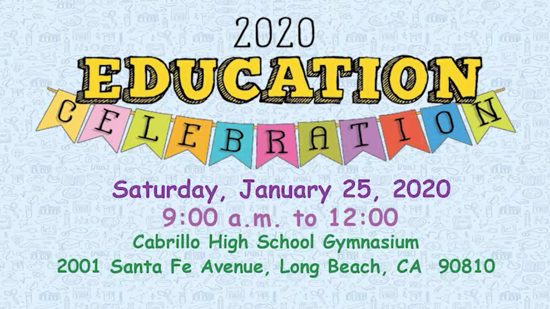 2020 Education Celebration - Video