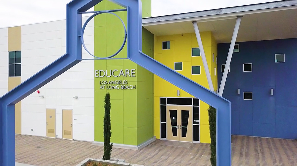 Educare Opening - Video