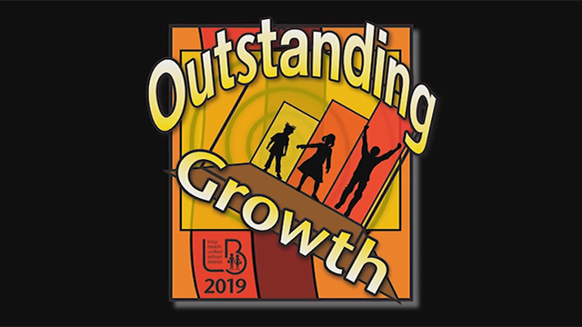 Outstanding Growth 2019 - Video