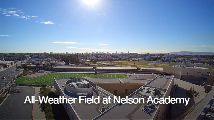 Nelson Academy Flyover - Video