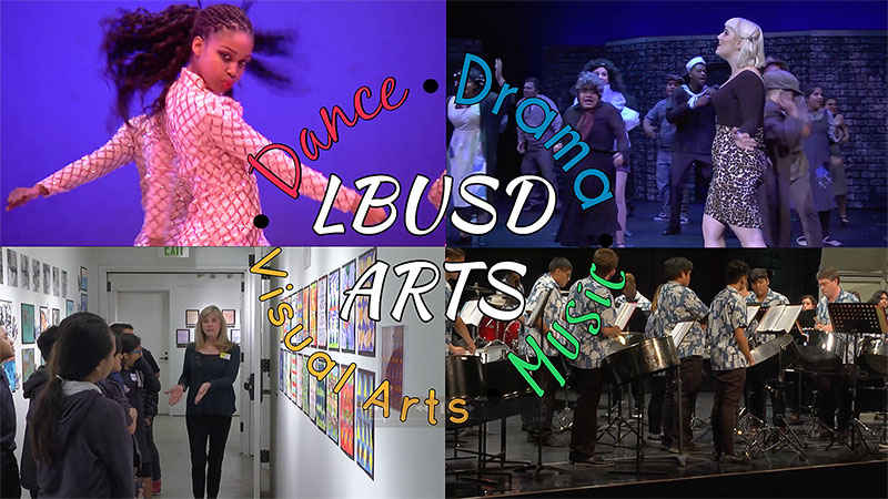 LBUSD Visual Arts Promo - Video
