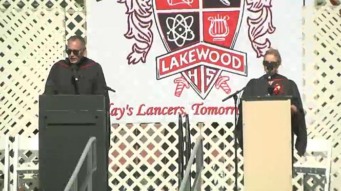 2016 Lakewood Graduation Ceremony - Video