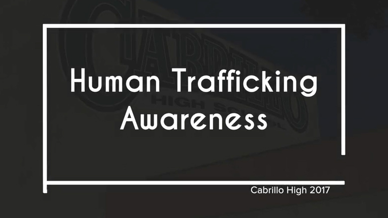 Human Trafficking Awareness - Video
