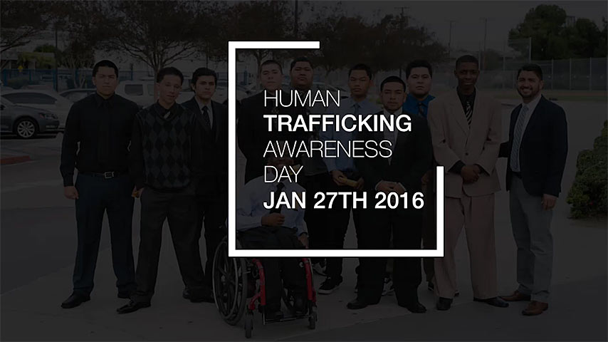 J-Plus Human Trafficking Event - Video