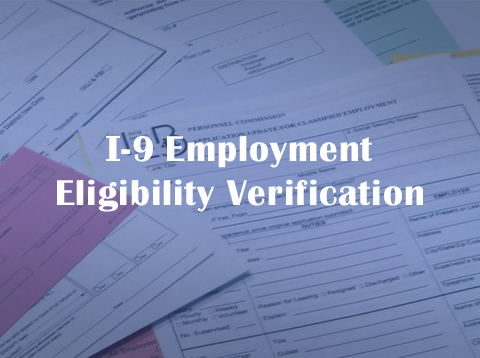 I-9 Employment Eligibility Verfication - Video