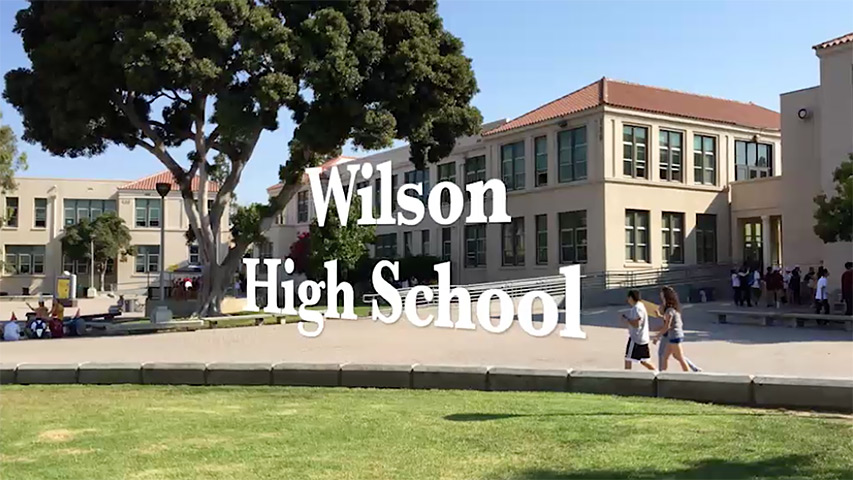 Wilson High School - Video