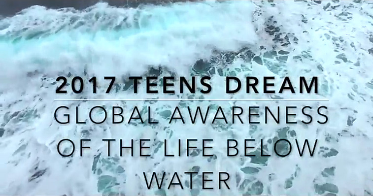 2017 Teens Dream Video Competition - Video