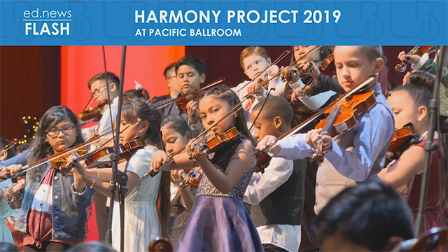 ed.news Flash - Harmony Project 2019 - Video
