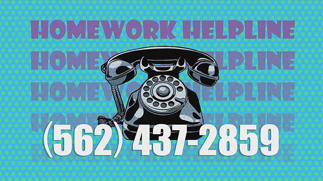 Homework Helpline - Video