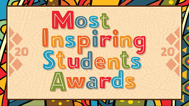 Most Inspiring Students - Video