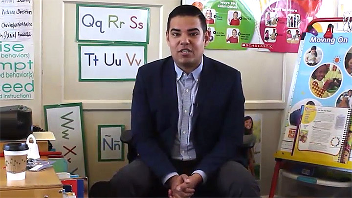 Preschool Recruitment (Spanish) - Video