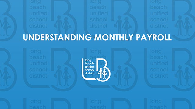 Understanding Monthly Payroll - Video