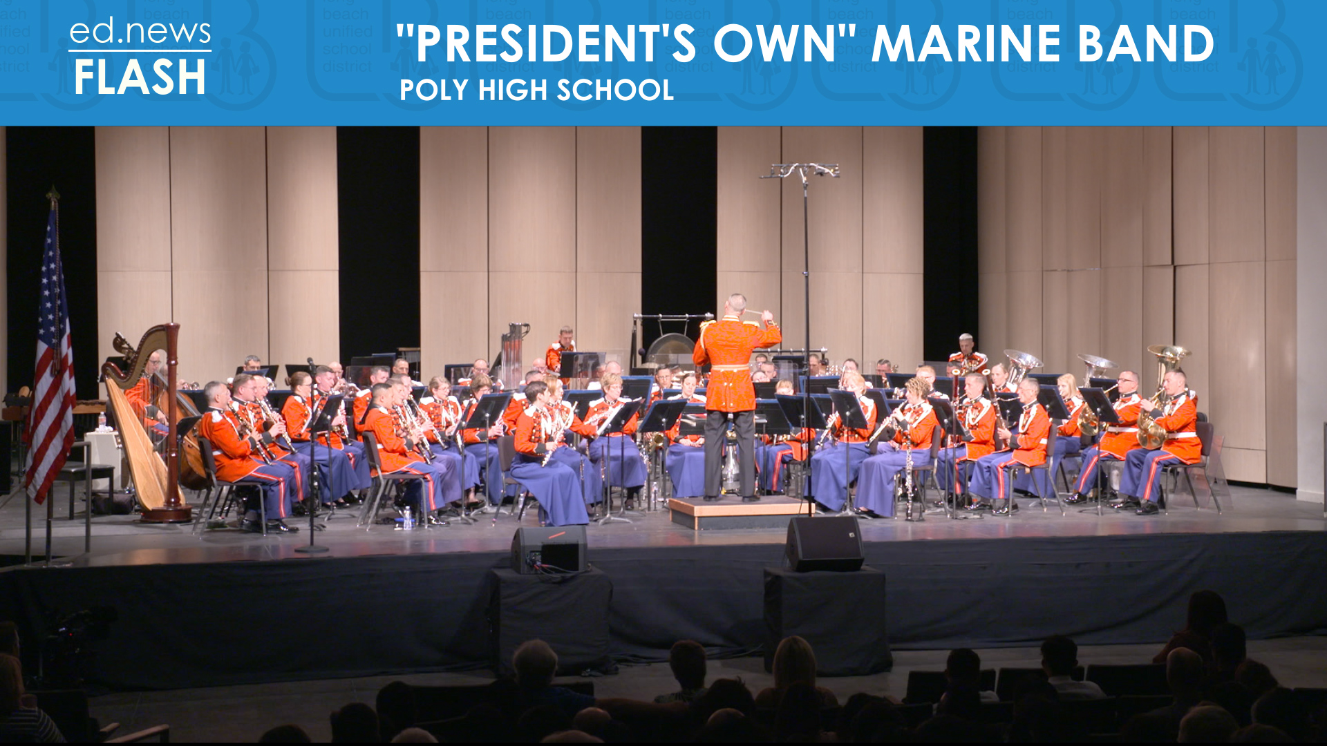 ed.news Flash - President's Own U.S. Marine Band - Video