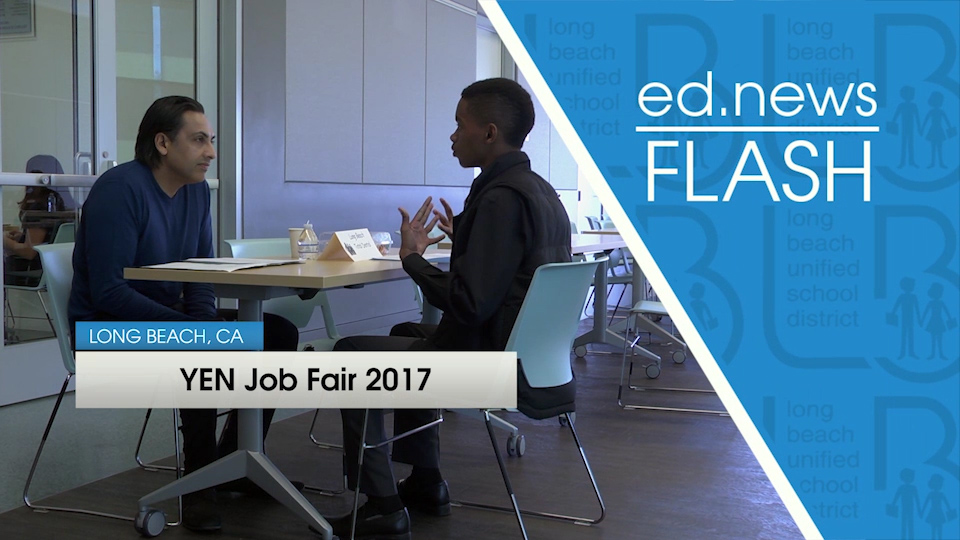 ed.news Flash - Interview Bootcamp 2017 [HD] - Video