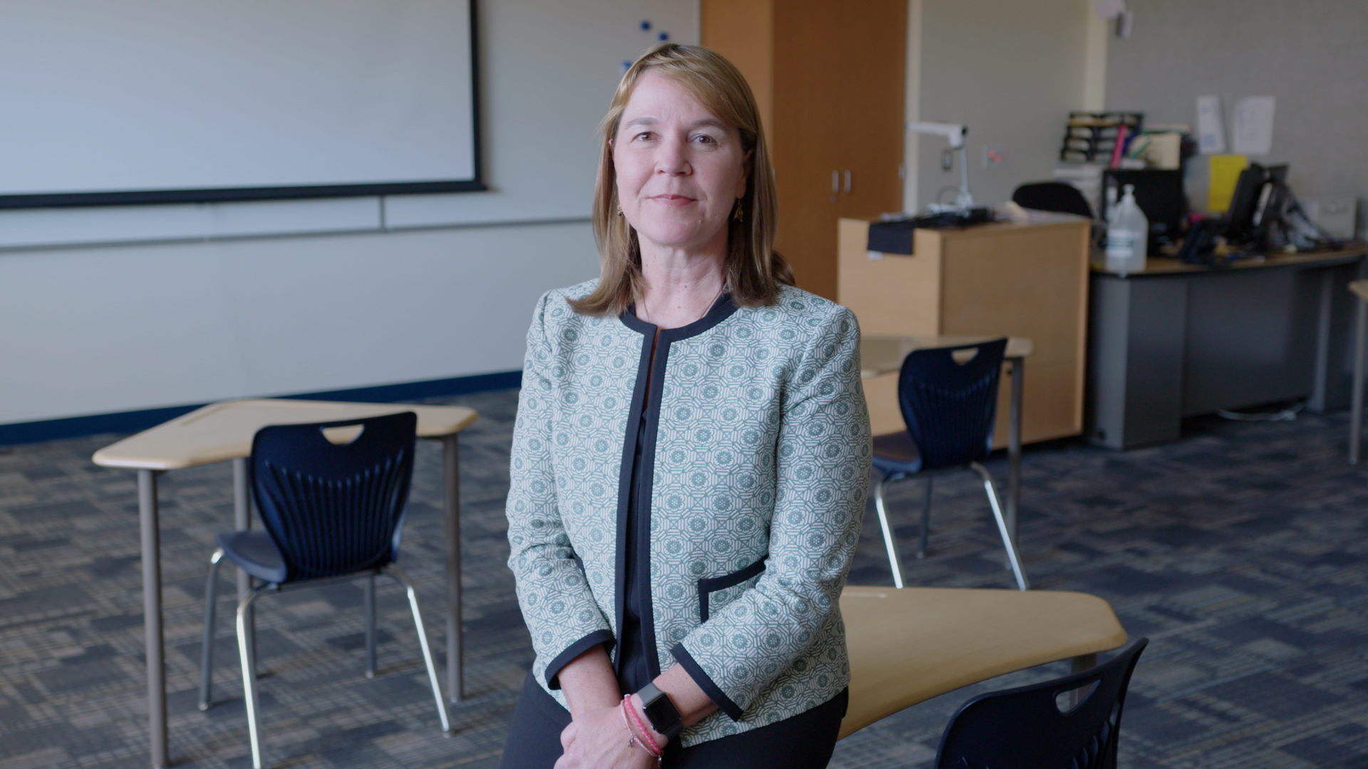 A Message from Superintendent Jill Baker, Ed.D. - March 18th, 2021 - Video
