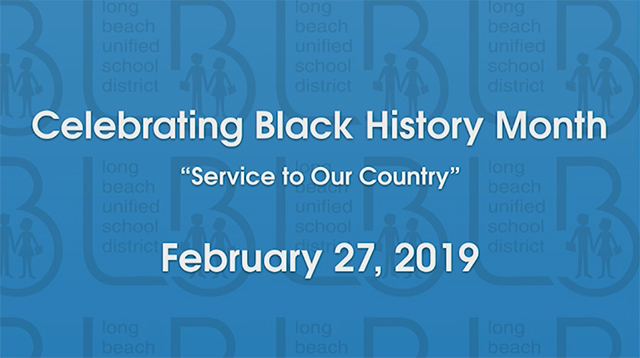 Celebrating Black History Month: Service To Our Country - Video