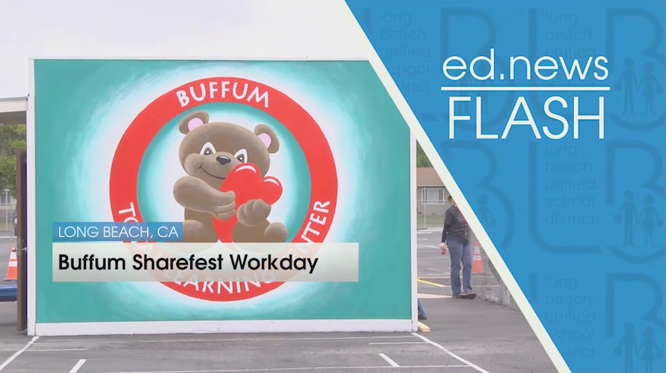 ed.news Flash - Buffum Sharefest Workday [HD] - Video