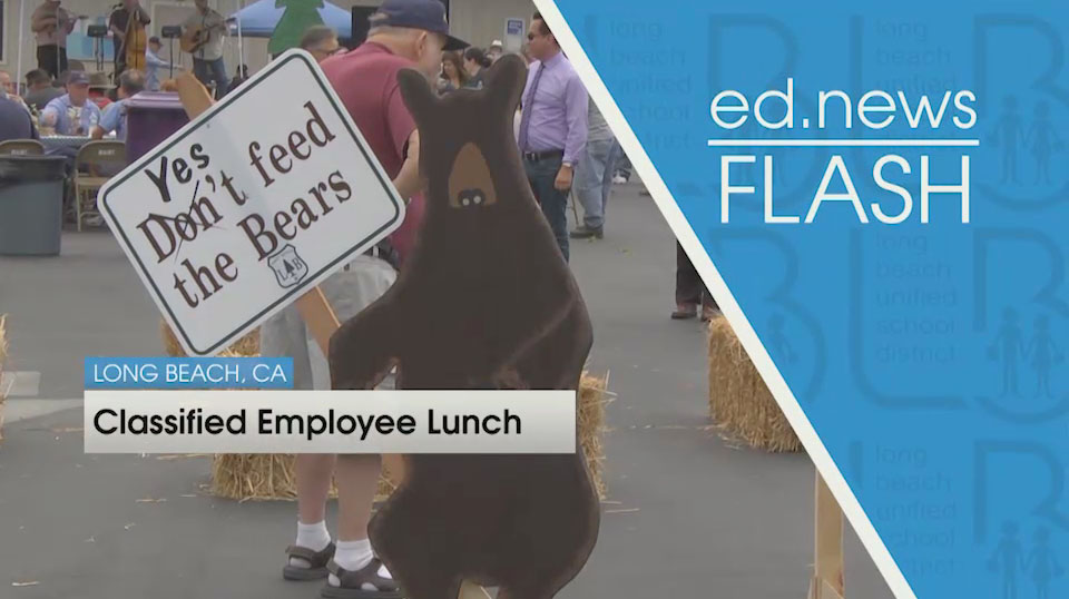 ed.news Flash - Classified Employee Lunch [HD] - Video