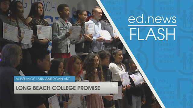 ed.news Flash - College Promise  - Video
