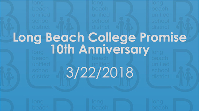College Promise 10th Anniversary [HD] - Video