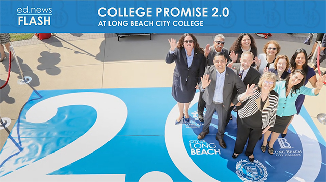 ed.news Flash - College Promise 2.0  - Video