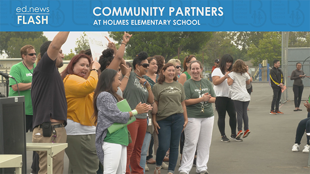 ed.news Flash - Community Partners [HD] - Video