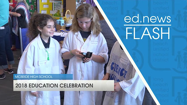 ed.news Flash - Education Celebration 2018 - Video