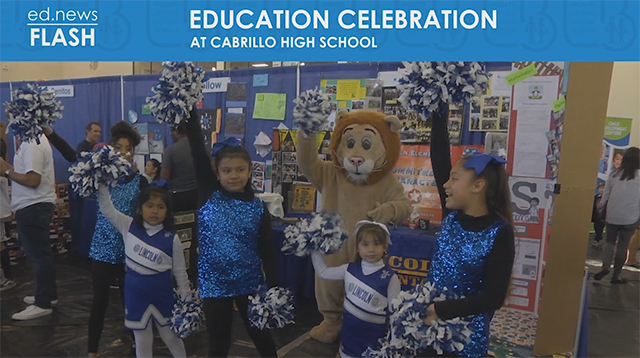 ed.news Flash - Education Celebration 2019 - Video