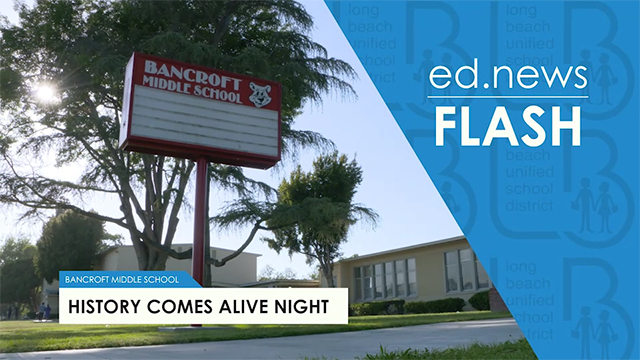ed.news Flash - History Comes Alive - Video
