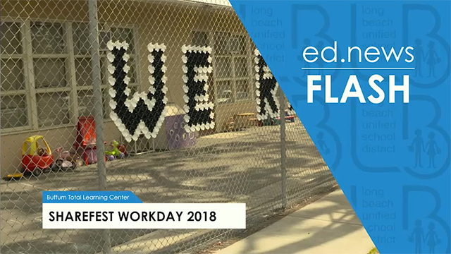 ed.news Flash - Sharefest Workday 2018 - Video