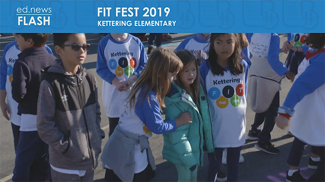 ed.news Flash - Fit Fest 2019 - Video