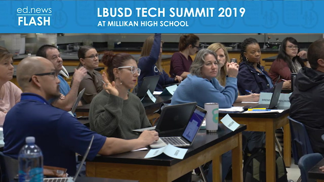 ed.news Flash - Tech Summit - Video