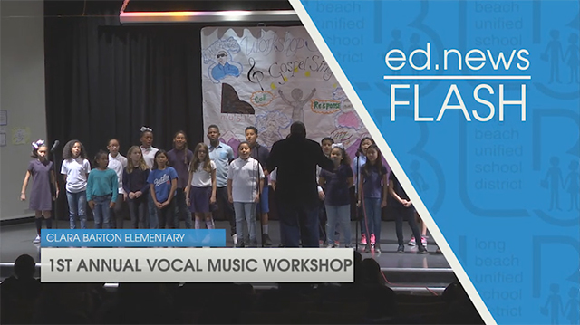 ed.news Flash - Barton Vocal Music Workshop [HD] - Video