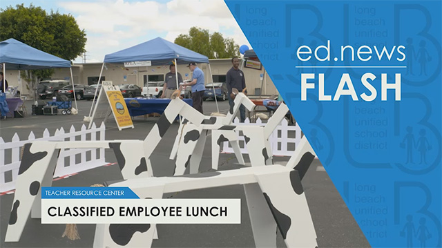 ed.news Flash - Classified Employee Lunch - Video