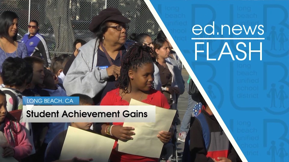 ed.news Flash - Student Achievement Gains - Video
