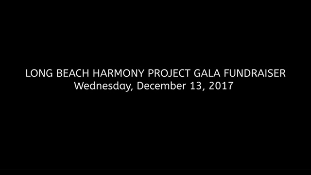 Harmony Project Gala Fundraiser 2017 [HD] - Video