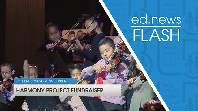 ed.news Flash - Harmony Project Fundraiser Gala  - Video