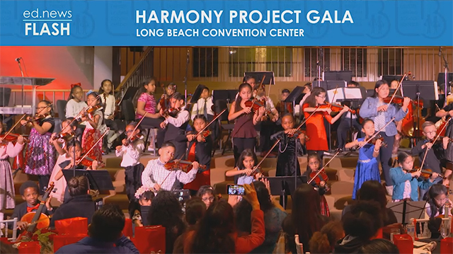 ed.news Flash - Harmony Project Gala 2018 - Video